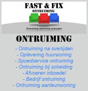 Fast en Fix